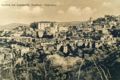 Antique postcard of the country