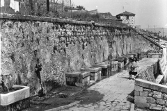 Fontana Monumentale nel passato