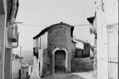 Via Sant'Anna prima del terremoto del 1980