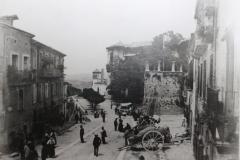 Europa square in the twentieth century